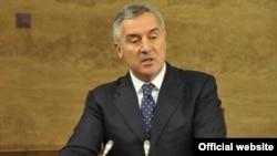 Arhiva - Predsednik Crne Gore, Milo Đukanović