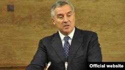 Crnogorski premijer i predsednik DPS-a Milo Đukanović
