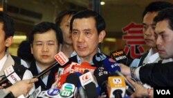 Presiden Ma Ying-jeou mengutuk insiden penembakan atas putera mantan Wapres Taiwan.