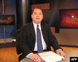 台湾安全研析中心主任梅复兴(资料照片)