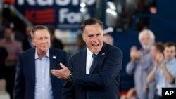 Mitt Romney reconoce que John Kasich es un buen candidato, pero que al mismo tiempo, la única manera de vencer a Trump es que Ted Cruz gane en todas las primarias posibles que faltan hasta la fecha de nominación del Partido Republicano.