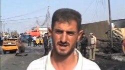 انفجار سه خودرو در کرکوک (عراق)