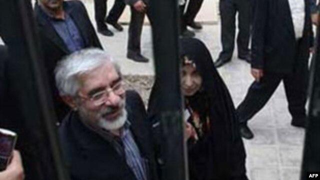 Мир-Хосейн Мусави (архивное фото)