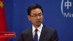 Trung Quốc 'hoan nghênh' tuyên bố của ASEAN về Biển Đông