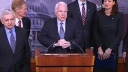Сенатори до Обами : Санкції не працюють, треба дати зброю Україні. Відео