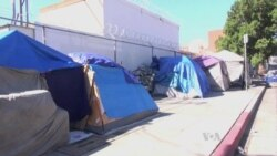 Los Angeles Steps Up Fight Against Homelessness