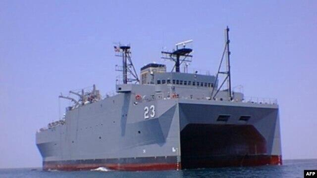 Tàu hải quân Mỹ USS Impeccable đã bị các tàu Trung Quốc quấy nhiễu trong vùng Biển Đông hồi tháng 3, 2009