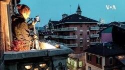 Italija: Fotograf BH korijena kreativno iskoristio karantin