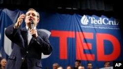 ABŞ prezidentliyinə respuiblikaçı namizəd Ted Kruz