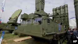 Российская система ПВО S-300 VM