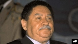 Presidente de São Tomé, Fradique de Menezes