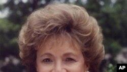 """前纽约州第一夫人,""""美国辅导教育计划""""的创办人玛蒂尔达.科莫(资料照片)"""