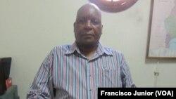 Orlando de Jesus, presidente da Associação das Escolas de Condução de Moçambique