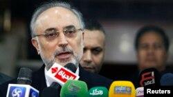 Menlu Iran, Ali Akbar Salehi mengatakan Iran siap melakukan perundingan soal nuklir dengan sejumlah negara di Kazakhstan 25 Februari mendatang (foto: dok).