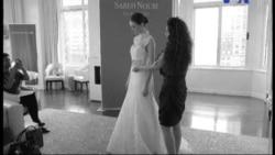 گفتگوی صدای آمريکا با ساره نوری، طراح لباس عروس