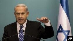 Thủ tướng Israel Benjamin Netanyahu đã không che giấu lập trường ủng hộ cho đối thủ của Tổng thống Obama