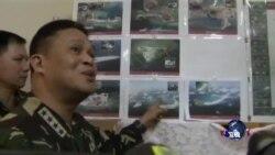 菲律宾再度关注中国在有争议岛礁上施工