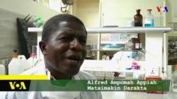 TASKAR VOA: A Ghana, Masu Bincike Na Ci Gaba Da Nazarin Magungunan Gargajiya Da Ake Gani Za Su Taimakawa Wajen Yaki Da Coronavirus