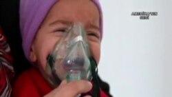 Suriyeli Sığınmacılar Sağlık Sorunlarıyla Boğuşuyor