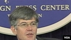 Zamjenik američke državne tajnice James Steinberg