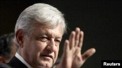 Kandidat presiden Meksiko yang menempati posisi kedua, Andres Manuel Lopez Obrador menolak hasil pilpres Meksiko yang dituduhnya penuh kecurangan.