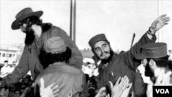 Fidel Castro na wenzake 1959