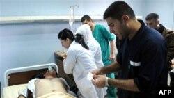 Сирийские врачи: Дамаск препятствует лечению демонстрантов
