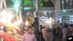 افراط زر کا شکار ایرانی معیشت