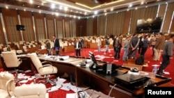 Oposisi Libya menganggap pemungutan suara parlemen yang memilih Ahmed Maitiq sebagai PM baru tidak sah (foto: dok).
