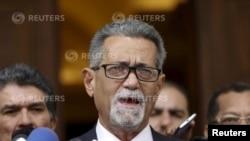 El diputado de oposición Américo De Grazia dijo que se han recuperado los cuerpos de 20 de los 28 mineros desaparecidos.