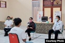 Menlu Retno berjanji pemerintah akan mengambil langkah-langkah untuk memastikan hak-hak ABK asal Indonesia terpenuhi (courtesy: Kemlu RI).