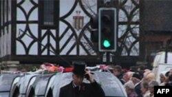 В Великобританию доставлены останки британских солдат
