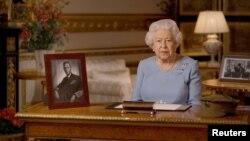 ARHIVA - Britanska kraljica Elizabeta (Foto: Buckingham Palace/Handout via REUTERS)