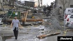 Руйнівні торнадо у Теннессі