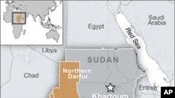 امن کے سمجھوتے کے باوجود دارفُر میں لڑائى جاری ہے: امدادی تنظیم