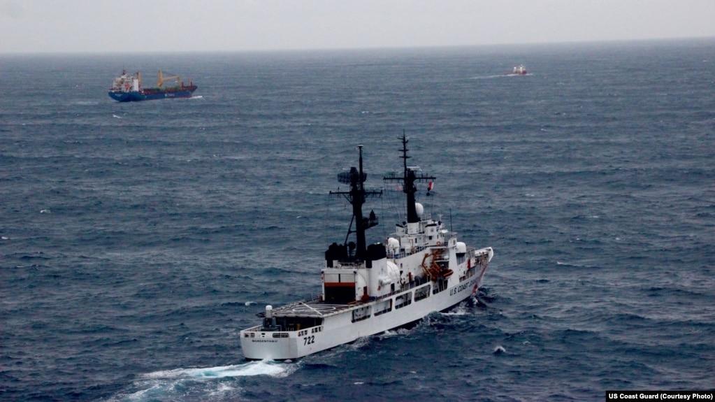Kế hoạch của Mỹ có thể bao gồm việc triển khai lực lượng Tuần duyên Hoa Kỳ để chặn và lục soát các tàu trong các vùng biển ở Châu Á bị tình nghi vi phạm các chế tài nhắm vào Triều Tiên.