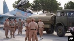 Ruske snage u Siriji