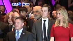 Manchetes Americanas 10 Janeiro: Trump convida genro para seu conselheiro sénior