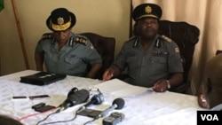UPolice Commissioner Godwin-Matanga.