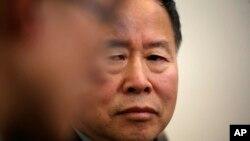 """""""Iremos a la guerra si eso quieren"""", declaró el viceministro Han Song Ryol de Corea del Norte."""