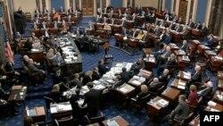 Сенатское разбирательство импичменту (архивное фото)