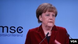 Chancellor Jerman, Angela Merkel (Foto: dok).