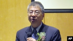 杨念祖,台湾国防部副部长