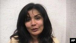 멕시코의 '마약 여왕'으로 불리는 산드라 아빌라. (자료사진)
