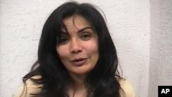 Foto de archivo de 2007 de Sandra Ávila Beltrán, narcotraficante conocida como La reina del Pacífico.