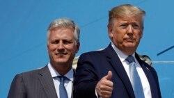 Donald Trump nomme Robert O'Brien conseiller à la sécurité nationale
