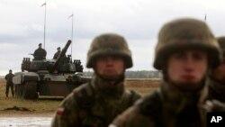 Poljski vojnici (arhivski snimak)