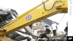 印尼地震造成巴东市瘫痪