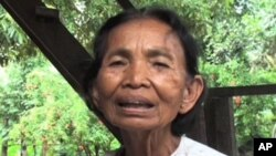 Former Khmer Rouge cadre Im Chaem