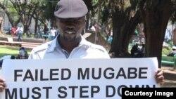 Abducted political activist Itai Dzamara